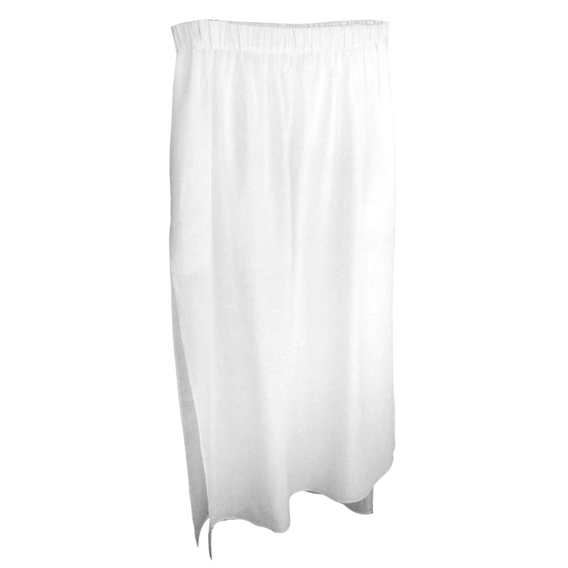 THE LONG LINEN SKIRT