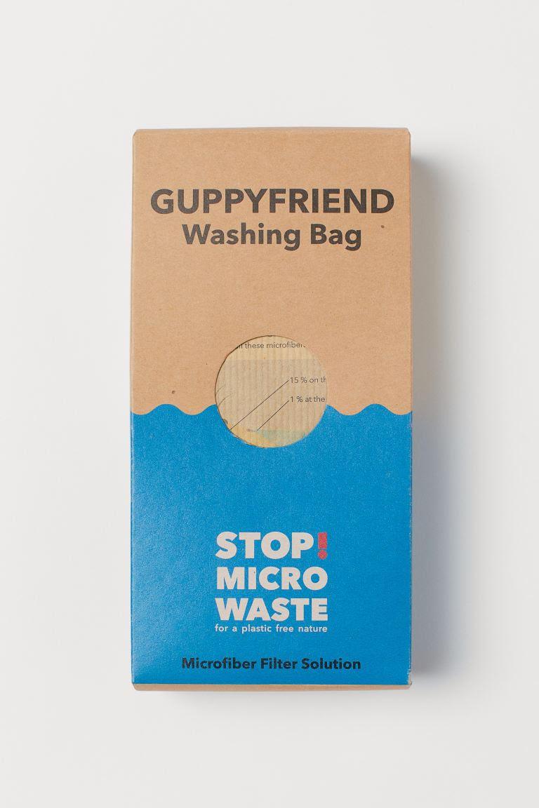 Sac de lavage Guppyfriend